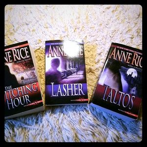 Anne Rice The Witching Hour Trilogy